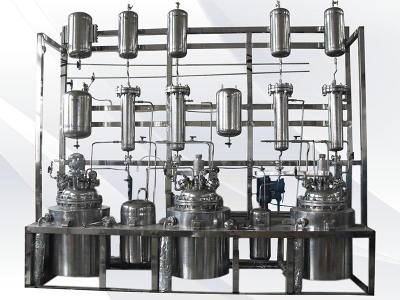聚合釜装置